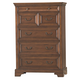 Aspenhome Richmond Chest in Charleston Brown I40-456