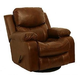 Catnapper Dallas Power Chaise Glider Recliner in Tobacco 64950-6
