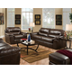 Jackson Brantley 2-Piece Living Room in Java