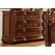 Homelegance Prenzo Dresser in Warm Brown 1390-5