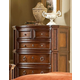 Homelegance Prenzo Chest in Warm Brown 1390-9