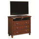 Aspenhome Madison Entertainment Chest in Brown IA200-485-BRH