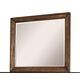 Aspenhome Cross Country Chesser Mirror in Saddle Brown IMR-463