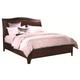 Aspenhome Lincoln Park Sleigh Bedroom Set in Sheer Mahogany