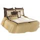Marcel - Script Queen Top of Bed Set