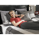 Conrad Pewter Queen Top of Bed Set