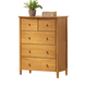 Acme San Marino Youth 5-Drawer Chest in Maple 08947