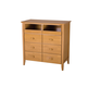 Acme San Marino Youth TV Console in Maple 08964