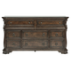 Liberty Furniture Arbor Place Double Dresser 575-BR31