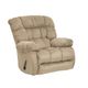 Catnapper Teddy Bear Chaise Swivel Glider Recliner in Hazelnut 4517-5