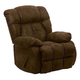 Catnapper Laredo Chaise Rocker Recliner in Tobacco 4609-2