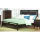 Homelegance Verano Queen Panel Bed in Espresso 1733-1