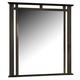Homelegance Verano Mirror in Espresso 1733-6