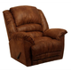 Catnapper Revolver Chaise Rocker Recliner in Tanner 4718-2