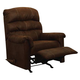Catnapper Capri Rocker Recliner in Chocolate 4273-2