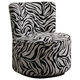 Coaster Swivel Round Accent Chair 902002