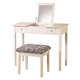 Coaster Lift-top Vanity Set, Table and Stool 300285