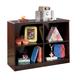Embrace Loft Bookcase in Merlot