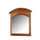 Acme Brandon Kids Mirror in Antique Oak 11014