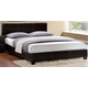 Homelegance Zoey California King Platform Bed in Dark Brown 5790K-1CK