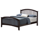 Acme San Marino Queen Slat Bed in Espresso 11170Q