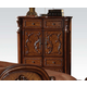 Acme Dresden Chest in Cherry Oak 12146 SPECIAL