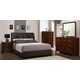 Homelegance Bleeker Panel Bedroom Set in Grey