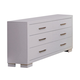 Coaster Jessica Dresser in White 202993