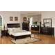 Acme Oxford Platform Bedroom Set in Espresso