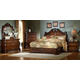 Homelegance Cromwell Mansion Bedroom Set in Warm Cherry
