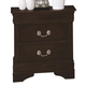 Coaster Louis Philippe Nightstand in Cappuccino 202412
