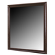 Coaster Louis Philippe Mirror in Cappuccino 202414