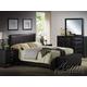 Acme Ireland Platform Bedroom Set in Black