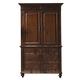 Kincaid Sturlyn Solid Wood Armoire in Sienna 80-165P
