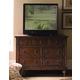 Kincaid Sturlyn Solid Wood Armoire Base in Onyx Black 82-165B