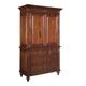 Kincaid Sturlyn Solid Wood Armoire in Onyx Black 82-165P