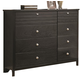 Coaster Richmond Dresser in Black 202723