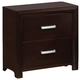 Coaster Andreas Nightstand in Cappuccino Brown 202472