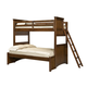 Legacy Classic Kids Dawson's Ridge Twin over Full Bunk Bed