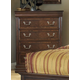 Acme Hennessy 5-Drawer Chest in Brown Cherry 19456