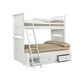 Legacy Classic Kids Madison Twin over Full Bunk Bed PROMO