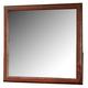 Acme Louis Phillipe III Mirror in Cherry 19524