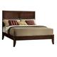 Acme Madison Queen Panel Bed in Espresso 19570Q