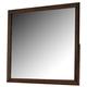 Acme Madison Dresser Mirror in Espresso 19574