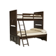 Legacy Classic Kids Benchmark Twin Over Full Bunk Bed