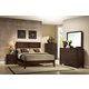 Acme Madison 4-Piece Panel Bedroom Set in Espresso