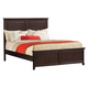 Acme Charleston California King Panel Bed in Espresso 19584CK