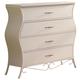 Coaster Bella Youth Dresser in White 400523