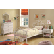 Coaster Bella Youth Metal Bedroom Set in White