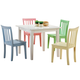 Coaster Youth Kinzie 5 Piece Youth Table and Chair Set 460235